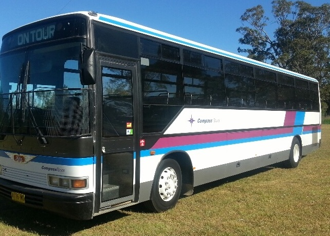 Penrith Bus Company Compass Tours have a fleet of Minibuses for rental, buses for hire, Coaches ...